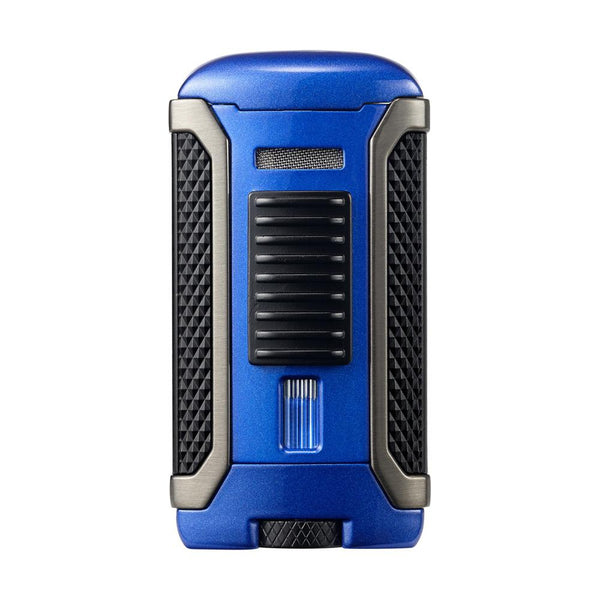 Colibri Apex Metallic Blue Torch Lighter