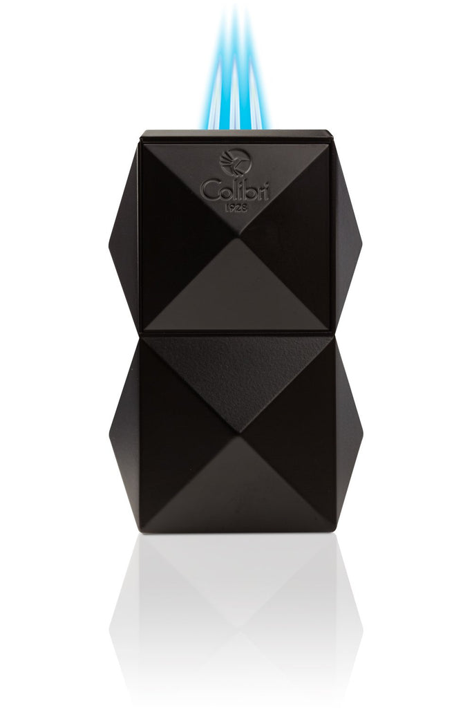 Colibri Quasar Table Lighter Black