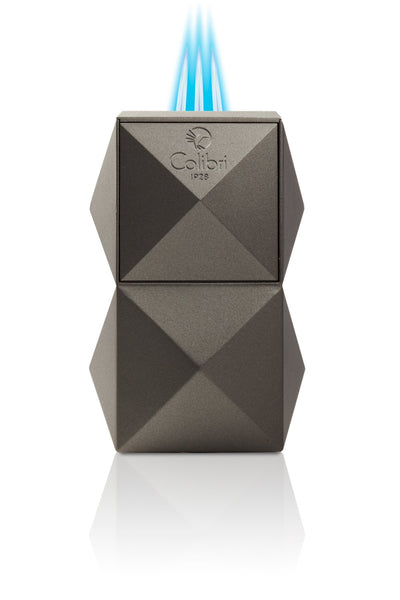 Colibri Quasar Table Lighter Gunmetal