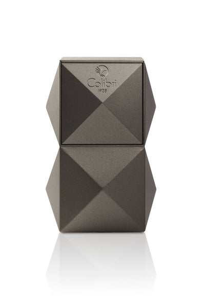 Colibri Quasar Table Lighter Gunmetal LI710T3