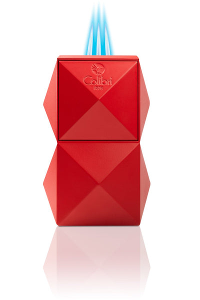 Colibri Quasar Table Lighter Red