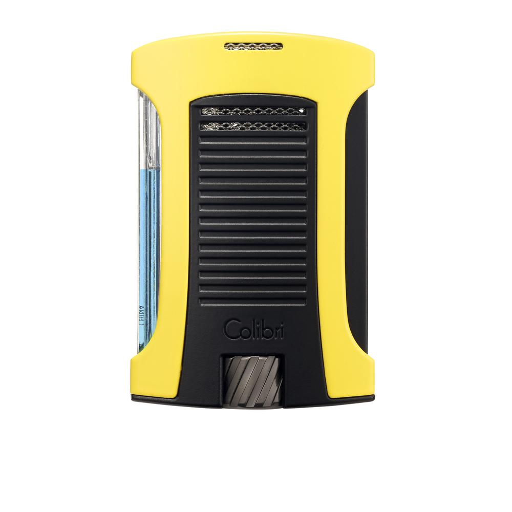 Colibri Daytona Yellow Torch Lighter