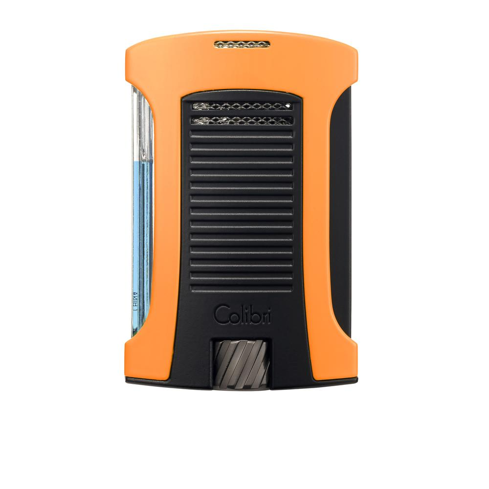 Colibri Daytona Orange Torch Lighter