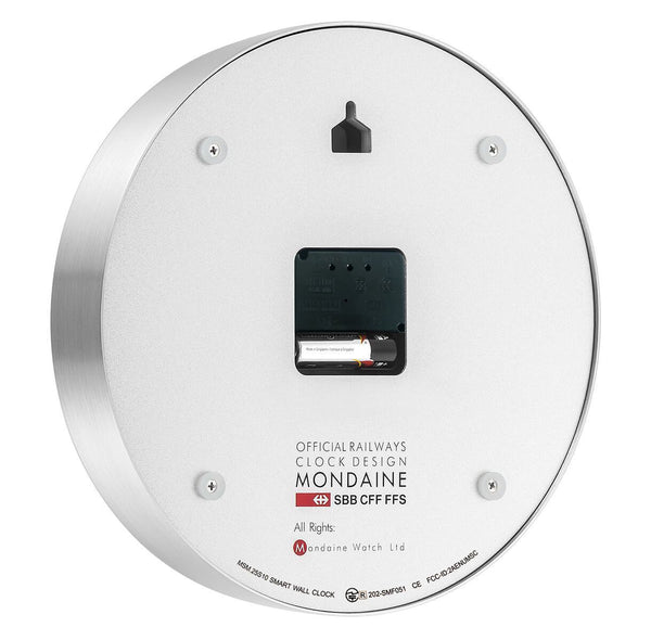 Mondaine Wall Clock SMART STOP2GO MSM.25S10