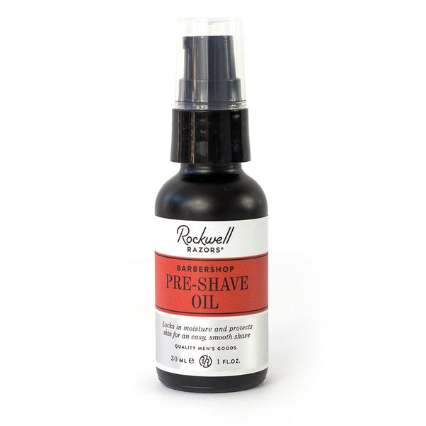 Rockwell Razors Pre-Shave Oil Barbershop Scent