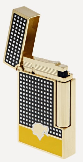S.T. Dupont Line 2 Cohiba Soft Flame Lighter 016110