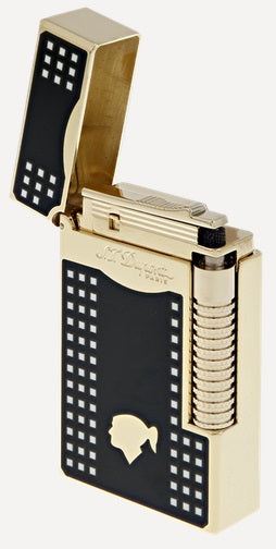 S.T. Dupont Le Grand Cohiba Behike Soft Flame Lighter 023111