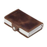 SECRID - Twinwallet brown vintage