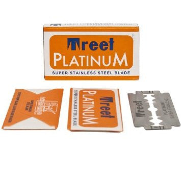 TREET Platinum Safety Razor Blade