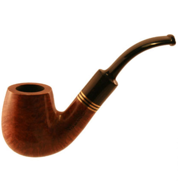Vincenzo Pipe Firenze Corteccia No. 753 (Brown)