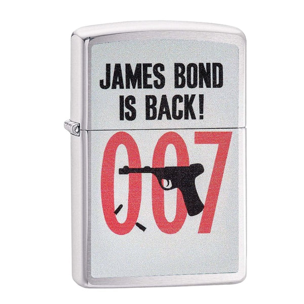 Zippo James Bond is Back Lighter 29563