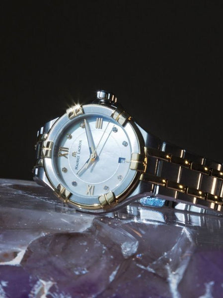 MAURICE LACROIX AIKON Date 35mm AI1006-PVY13-171-1