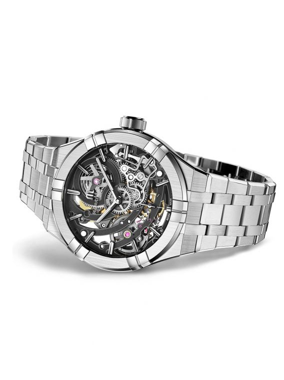 MAURICE LACROIX AIKON Automatic Skeleton 45mm AI6028-SS002-030-1