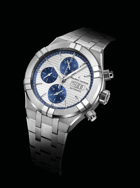 MAURICE LACROIX AIKON Automatic Chronograph 44mm AI6038-SS002-131-1