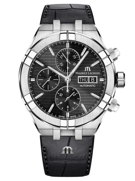 MAURICE LACROIX AIKON Automatic Chronograph 44mm AI6038-SS001-330-1