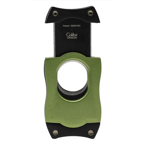 Colibri S-Cut green/black blades-CU500T14