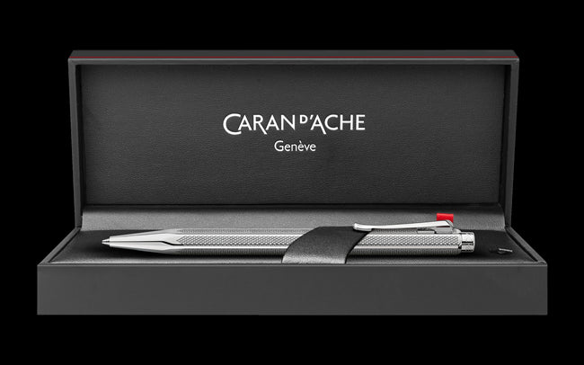 Caran D'ache Palladium-Coated ECRIDOR RETRO Fountain Pen