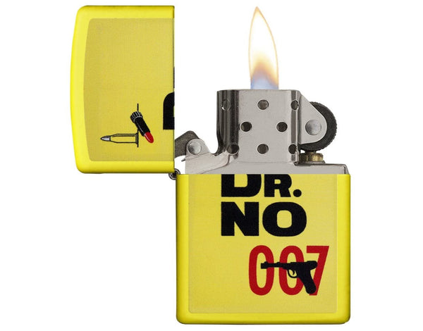 Zippo James Bond DR. 007 Lighter 29565