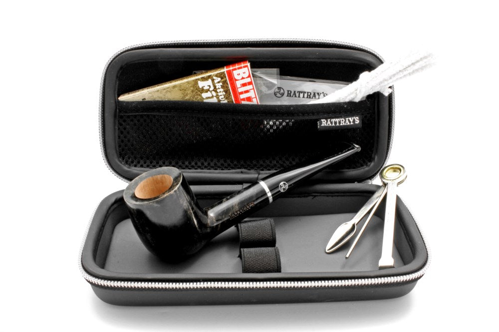 Rattray's Joy Grey 113 - Pipe Starter Set