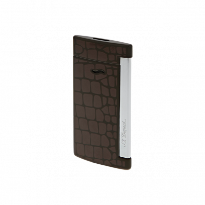 S. T. Dupont LIGHTER SLIM 7 DANDY - BROWN-027736