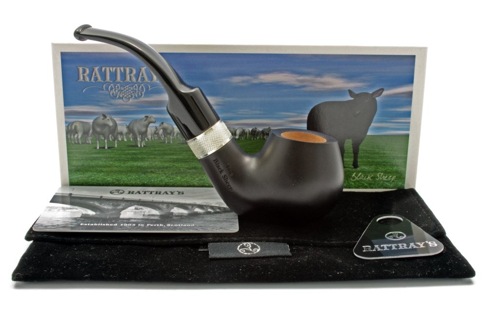 Rattray's Black Sheep Pipe 107