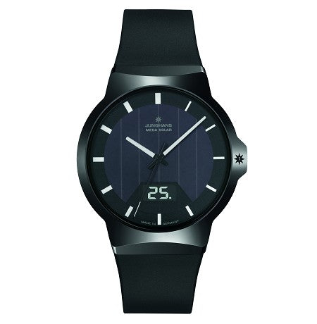 Junghans Force Mega Solar 018/1000.00 RADIO CONTROLLED WATCH