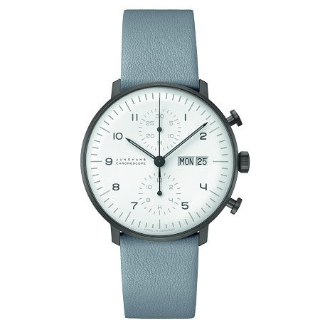 Junghans Max Bill Chronoscope ENGLISH 027/4008.05