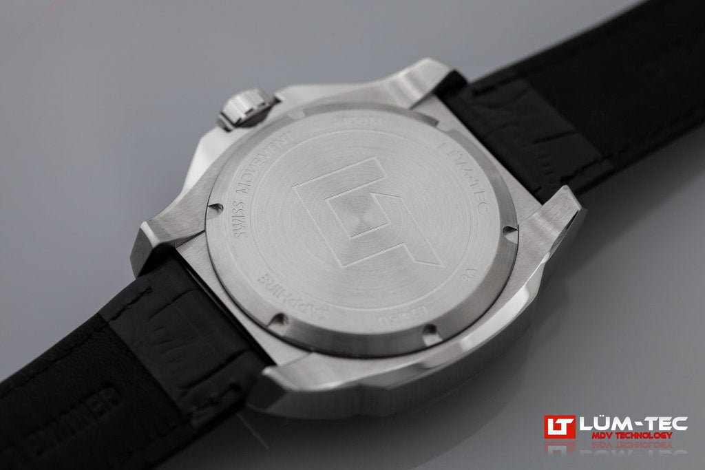 LUM-TEC V8 WATCH