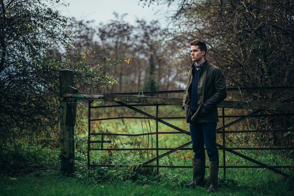 Barbour celebrates 120 years