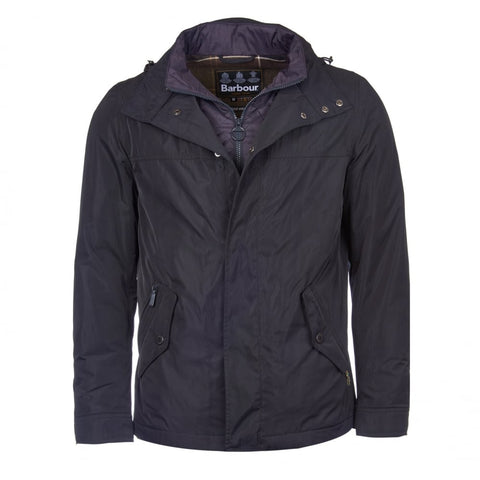 Barbour Tulloch Waterproof Jacket (Navy)