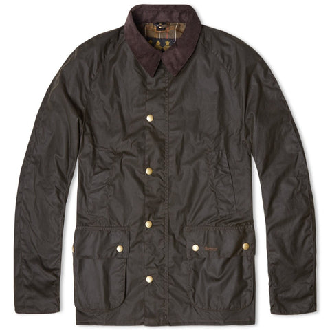 Barbour Ashby Jacket (Olive)