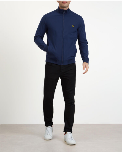 Lyle & Scott Soft Shell Jacket (Blue)