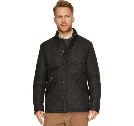 Barbour Powell Jacket (Black)