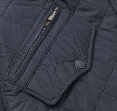 Barbour Powell Jacket (Navy)