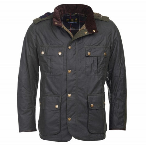 Barbour Spynie Jacket (Olive)