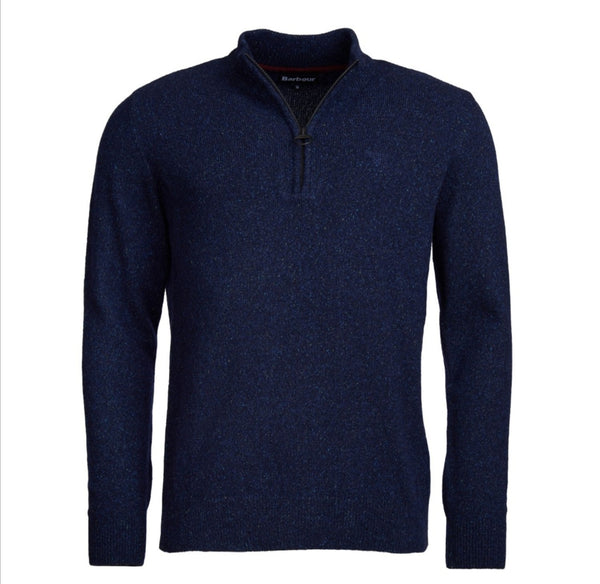 Barbour Tisbury Half Zip Sweater