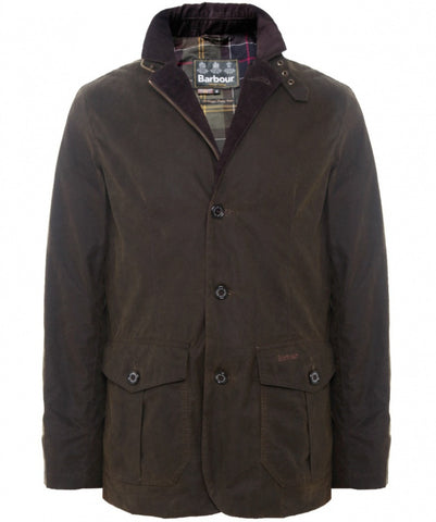 Barbour Lutz Jacket (Olive)