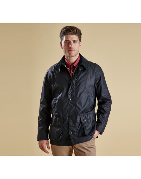Barbour Ashby Jacket (Navy)