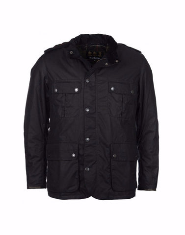 Barbour Spynie Jacket (Navy)