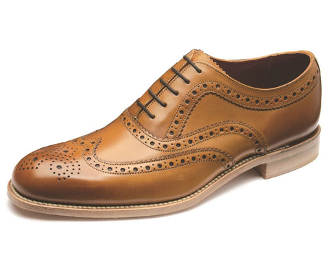 Loake Fearnley Tan