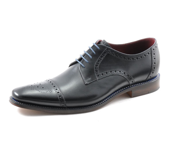 Loake Foley Black