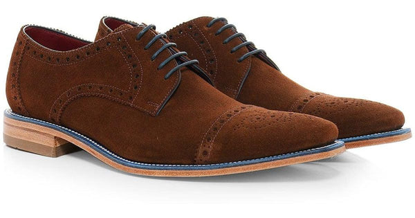 Loake Foley Suede (Brown)