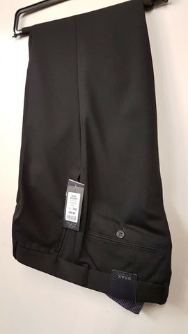 Brax black trousers 34S
