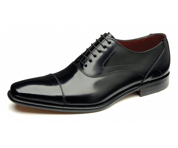 Loake Sharp Black