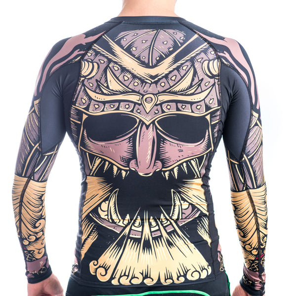 Furacao Ronin Long-Sleeve Rash Guard