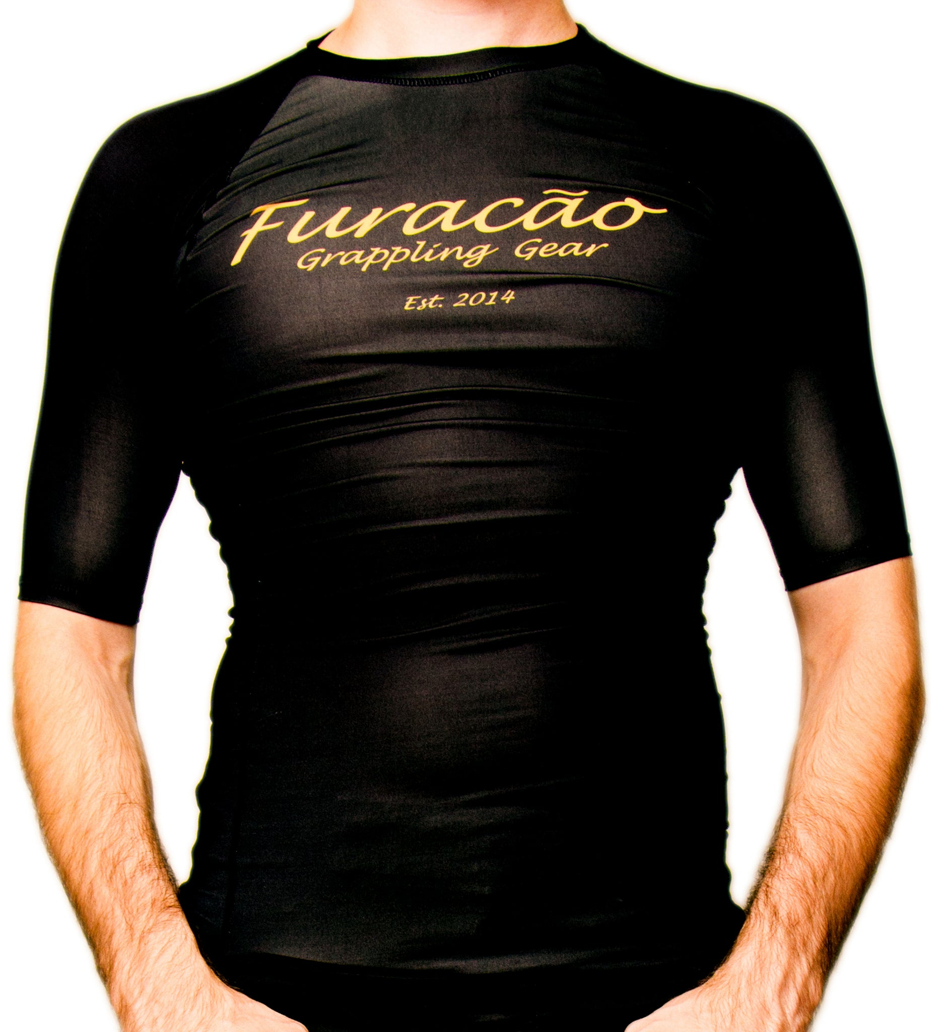 Furacao Short-Sleeve Rash Guard