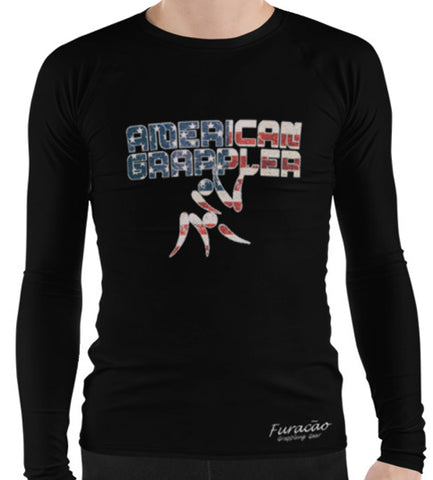American Grappler Rash Guard