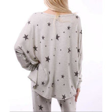"Load image into Gallery viewer, ""Stars Shine"" Sweater & Sweat Pant Set"