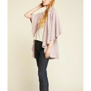 Everyday Shawl Vest - Lavender