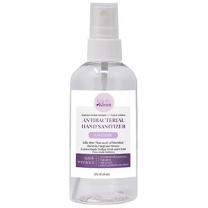 Lavender Hand Sanitizing Spray